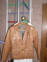 Кожанный Турецкий пиджак