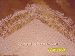 Шаль  платок накидка