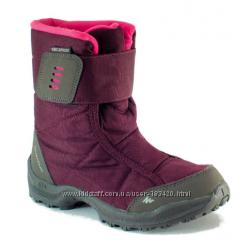 Термо ботинки зимние для детей и взрослых QUECHUA под заказ