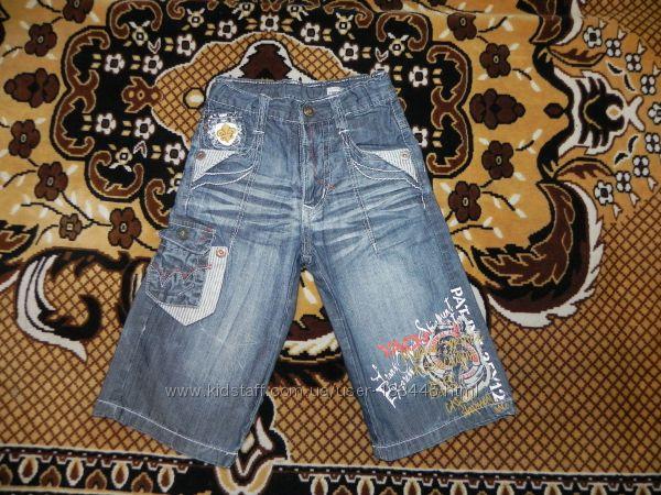 Бриджи и шорты на лето для ваших мальчишек