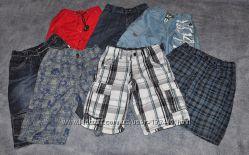 Фирменные джинсовые бриджи и шорты Palomino, Next, Kanz, Tina Toole, Bobbog