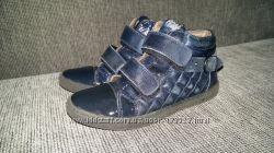 Итальянские демисезонные ботинки Romagnoli