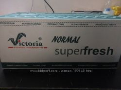 Оазис Victoria, флористическая пена для цветов