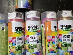 Краска-лак для цветов и декора Spring