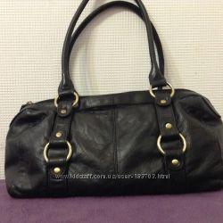 Кожаная сумочка F&F, оригинал