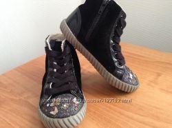 Демисезонные ботинки NEXT, стелька 18 см