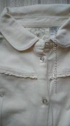 Кофточка-рубашка Сhicco 116р.