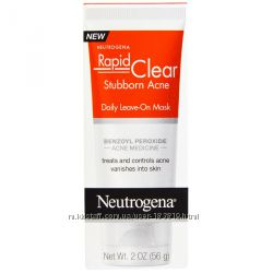 Neutrogena, бензоил пероксид 2, 5, 56 г. Канада. В нал. Позняки