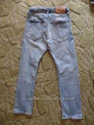 Моднючие джинсы скинни на 7-8 лет
