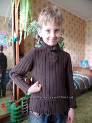 Джемпер REBEL, свитер  на мальчика 4-5лет