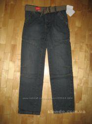 джинсы с ремнем на cтройного подростка H&MГермания, рост 164