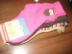 Набор носков 4 пары  девочки, рост 74-80 , 86-92 Topolino Германия