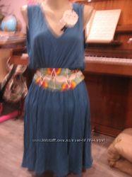 Платье kilah Италия SML трикотаж новое