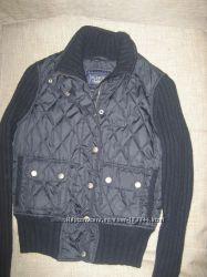 Куртка ветровка стеганная Polo Jeans  на рост 146- 155 см новая
