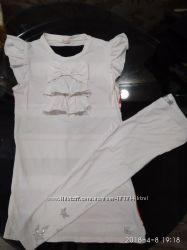 Комплект платье и легинсы Gaialuna Италия р 42