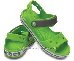 Crocs Crocband Sandal c12, с13  р. 29-31 сандалии босоножки