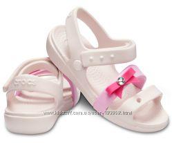 Crocs Keeley Charm Sandal с10  р. 27-28 сандалии. оригинал
