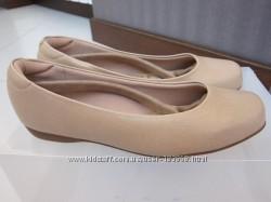 Туфли Lady Comfort р. 37-38. полностью кожа. стелька комфорт