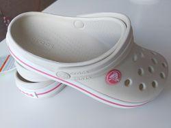 Crocs Crocband Clog с12, с13, J1 р.29-33 клоги . оригинал