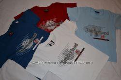 Джинсы и футболки на мальчика
