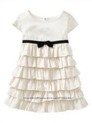 нарядное платье GAPдля девочки на 12-18мес