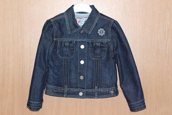 Обалденный джинсовый пиджак MAYORAL
