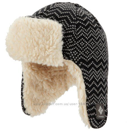 Зимняя шапка Columbia  на 2-4 года. Оригинал, наличие
