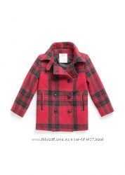Стильное пальто для мальчика девочки из Испании. Размер 10-12 лет