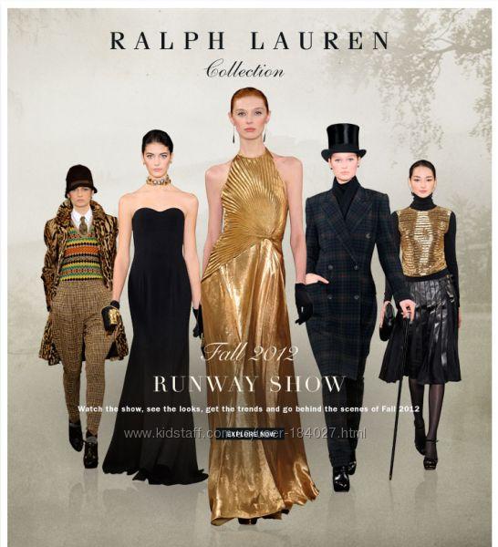 Ralf Lauren - выкуп с официального сайта