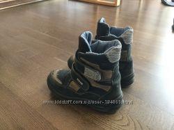 Продам фирменные зимние ботинки Salamander Lurchi, 29р.