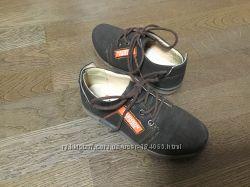 Кожаные классные туфли, 30 р. Польша