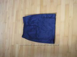 фиолетовая юбка-карандаш Oggi
