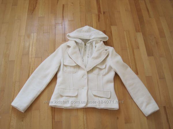 шерстяная куртка 2 в 1 Tally Weijl