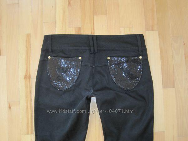 штаны с паетками