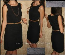 черное платье monsoon