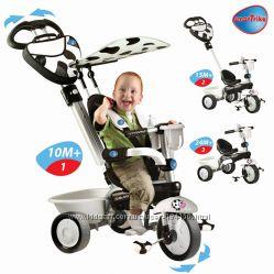 Детский велосипед трёхколёсный Smart Trike Zoo Moo
