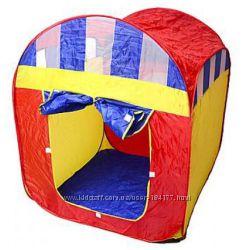 Продам по низким ценам детские палатки, корзины, сундуки