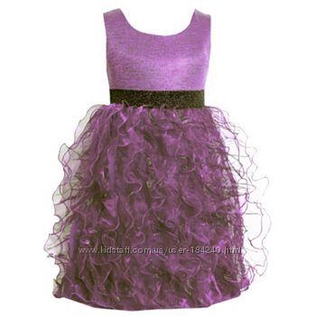 шикарное платье  BONNE JEAN - 4Т