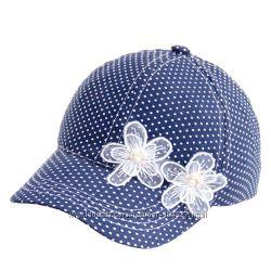 Летние хлопковые кепки David&acutes Star для девочек.