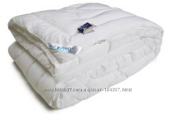 Одеяло РУНО искусственный лебединый пух, верх тик, очень теплые