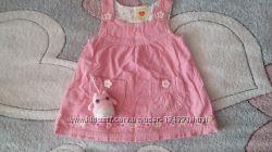 Платье Pumkin Patch с игрушкой