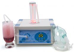Кислородный коктейль. Аппарат МИТ-С для приготовления напитка.