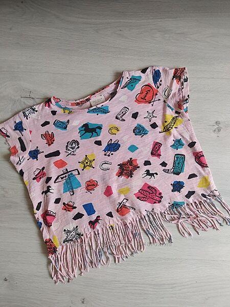 Крутая футболка Зара 5 лет