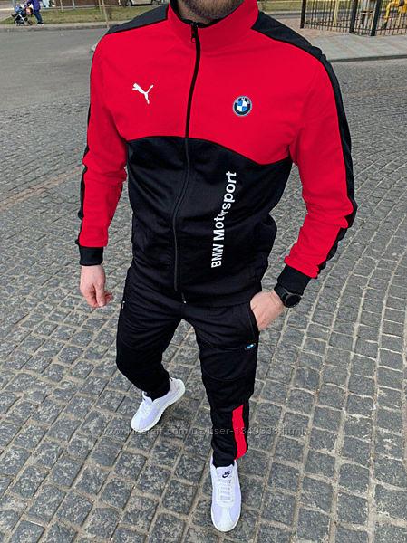 Спортивный костюм Puma BMW 2021 разные цвета