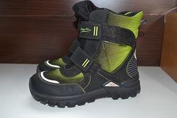superfit 36р сапоги зимние, термо ботинки. gore-tex