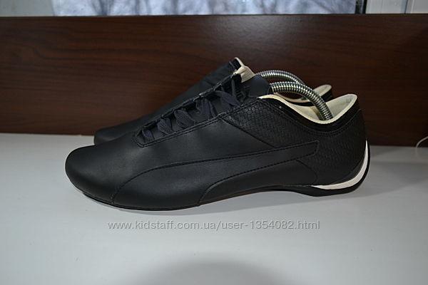 Puma 43-44р кроссовки кожаные . оригинал