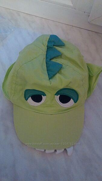 Новая кепочка-дракончик для мальчика
