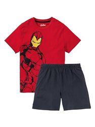 Пижама летняя Avengers, шорты и футболка, 134-140, Германия