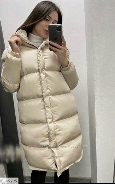 Удлиненная куртка , пальто, пуховик, разные цвета и размеры