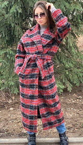 Срочно Роскошное стильное пальто новое